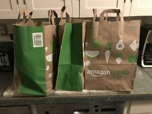 AmazonFresh Pickup Review