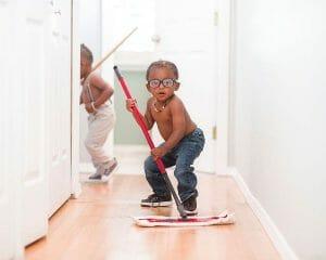 I'm A Nanny, Not A Housekeeper