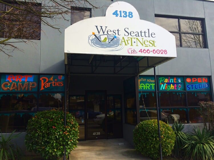 west seattle art nest deal