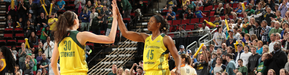 free seattle storm tickets