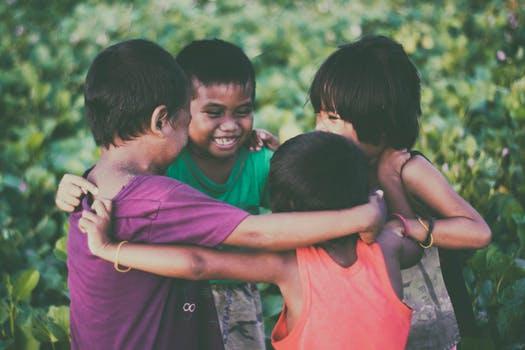 children need peer interaction