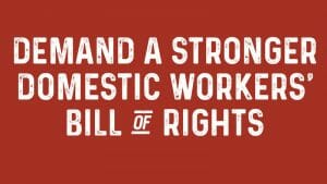 Domestic Workers' Bill of Rights