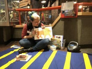 story time pacific science center
