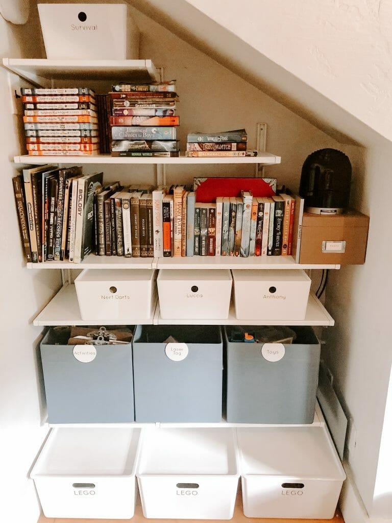 bookshelf Lisa recommended