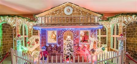 fairmont olympic gingerbread