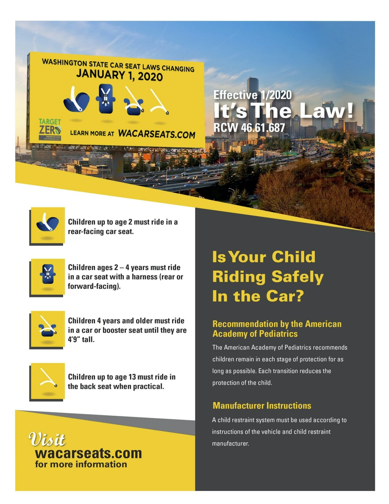 car seat laws