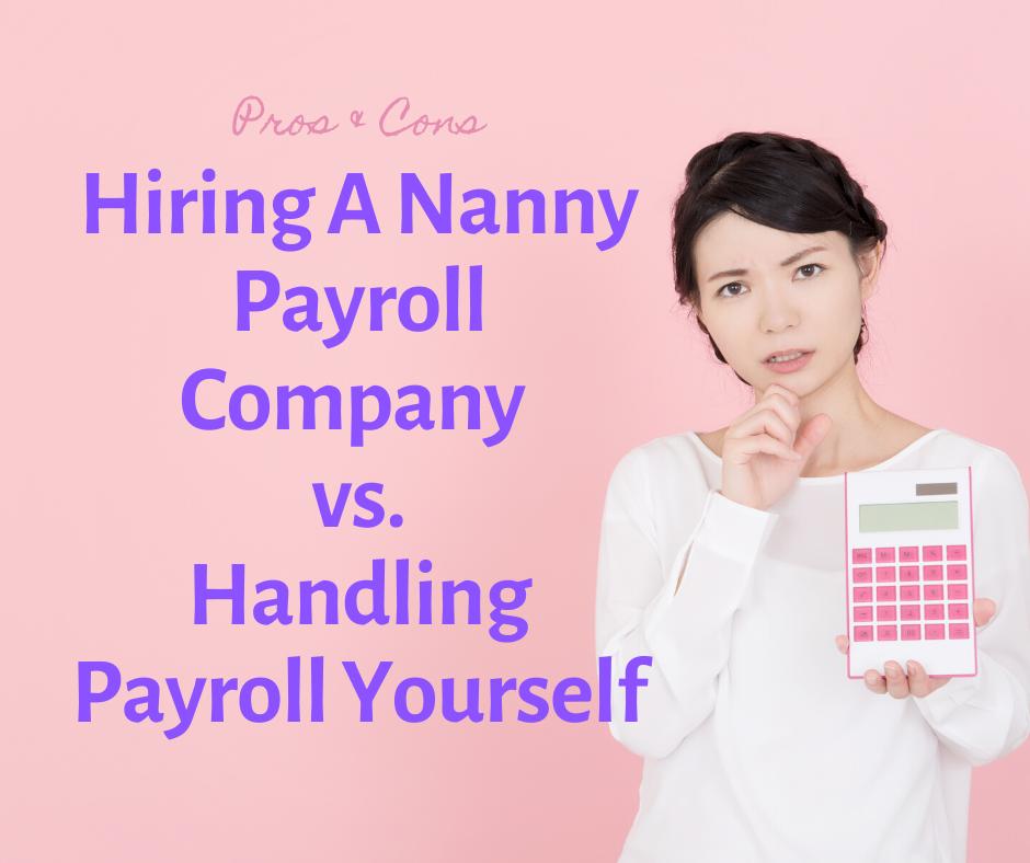 nanny payroll company