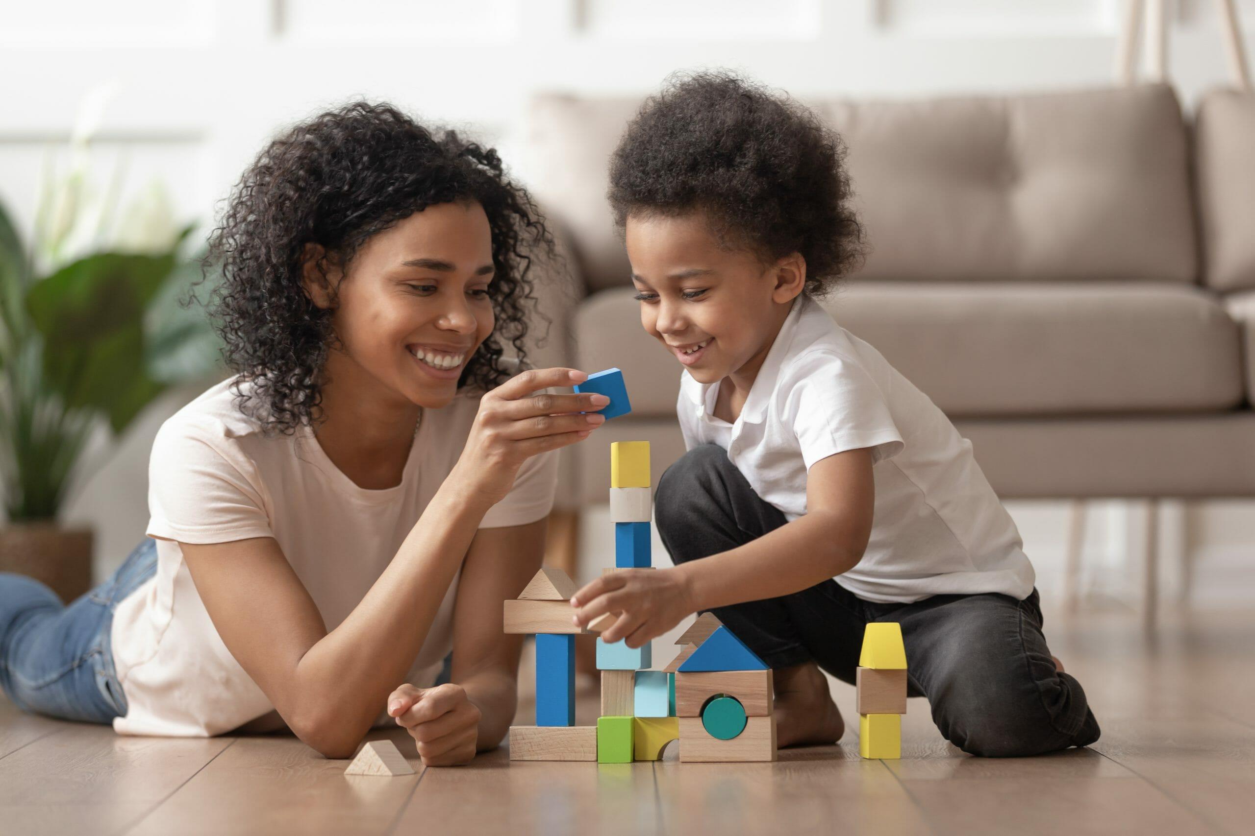 training to be nanny